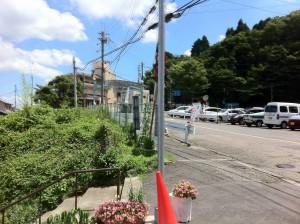 生駒to宝山寺への道
