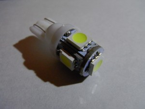 T10 LEDバルブ(Model number:#Z422C)