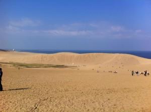 鳥取砂丘その1