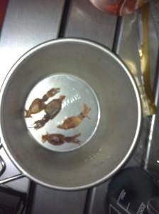 ホタルイカの干物(クセになります)