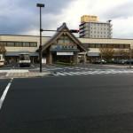 [自転車旅行] 2012/10/23:鳥取県境港市~島根県出雲市(ビジネスホテル)