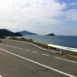 [自転車旅行] 2012/10/26:山口県萩市~美祢市(秋吉台オートキャンプ場)