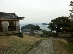 平戸城敷地内を歩く(その2)