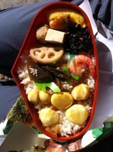 栗めし(美味いっす)
