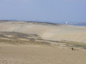 鳥取砂丘その2