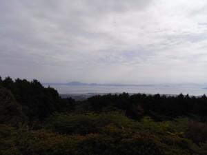 道中の風景(島原へ)