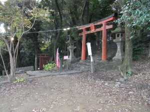 祐徳稲荷神社(奥の院)