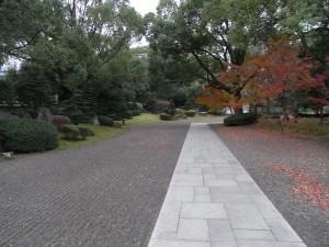 旧細川刑部邸(敷地内)