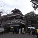 [自転車旅行記] 2012/11/29:熊本県熊本市~阿蘇市(阿蘇ライダーハウス)