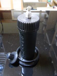 中身の石油ランプ(当時はUCO純正が無くて別なメーカーのを入れたような記憶があります)
