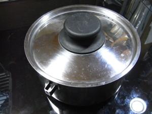 ステンレスの鍋セット