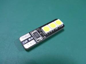 T10 LEDバルブ(CAN Busエラー対応品)