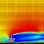 カブと流体解析シミュレータ