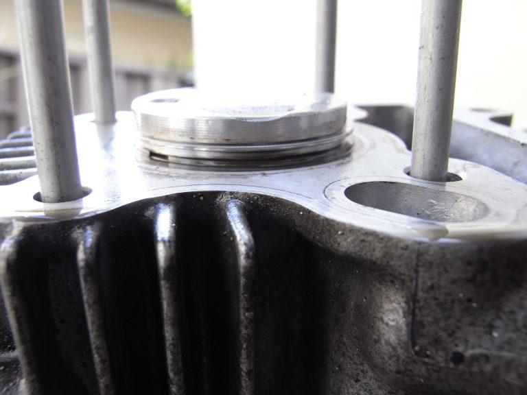 [カブ] FIカブ50のカブ90クランク流用による排気量アップに挑戦(その1)