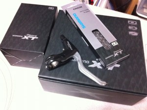 Shimano Deore XT 10 Speed Parts