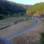 [自転車旅行] 2012/10/16:奈良県生駒市~大阪府~兵庫県川西市(知明湖キャンプ場)