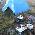 [旅装備] テント装備について
