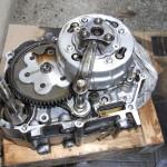 [カブ] エンジン作業台の制作