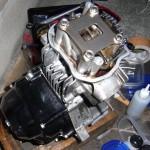 [カブ] プレスカブ50(FI) エンジンの組み立て