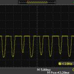 カブFI電源系統の電圧/波形を計測する