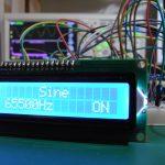 AVR DDS signal generatorをArduinoに移植する