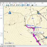 [地図自作] 国土地理院の数値標高モデルを使って等高線入り地図を作成する方法