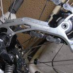 [自転車] リアディレイラーのプーリー交換(RD-9000用)