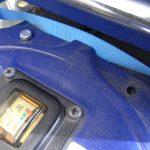 [カブ] 脱落したバイクのボルトを修理
