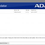 SSDのファームウェアをバージョンアップしました(ADATA SP900)